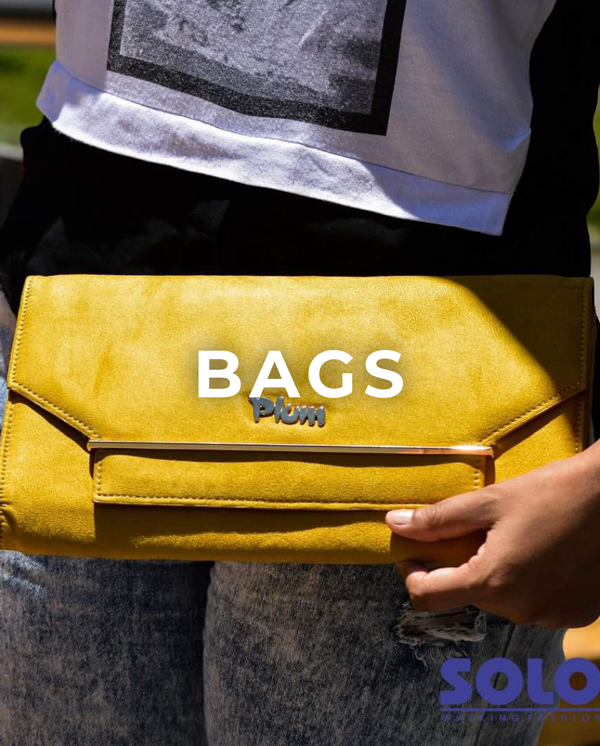 Solo Shoes Bags
